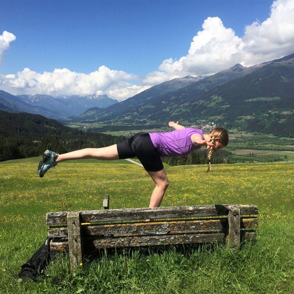5 Übungen für besseres Gleichgewicht und Koordination